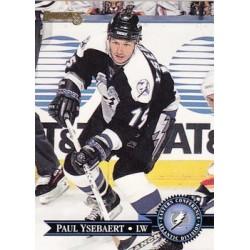 1995-96 Donruss c. 258 Paul Ysebaert TBL