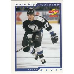 1996-97 Score Rookie c. 259 Aaron Gavey TBL