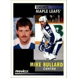 1991-92 Pinnacle French c. 069 Mike Bullard TOR