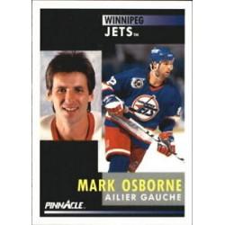 1991-92 Pinnacle French c. 096 Mark Osborne WIN