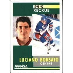 1991-92 Pinnacle French Rookie c. 353 Luciano Borsato WIN