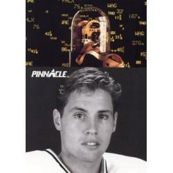 1991-92 Pinnacle French Sidelines c. 411 Paul Cavallini STL
