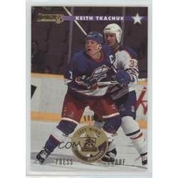 1996-97 Donruss Press Proof c. 134 Keith Tkachuk WIN