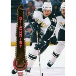 1994-95 Pinnacle c. 185 Brent Gilchrist DAL