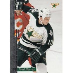 1996-97 Leaf Preferred c. 114 Todd Harvey DAL
