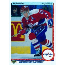 1990-91 Upper Deck c. 130 Miller Kelly WSH