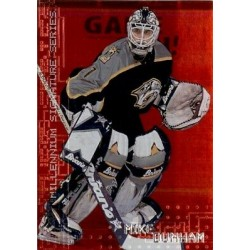 1999-00 Be a Player Millennium Ruby /1000 c. 142 Mike Dunham NAS