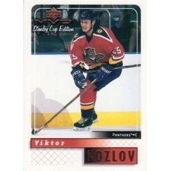 1999-00 MVP SC Edition c. 078 Viktor Kozlov FLO