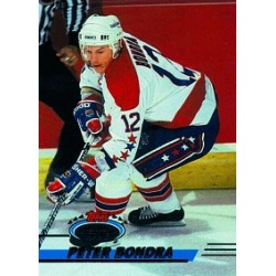 1993-94 Stadium Club c. 082 Bondra Peter WSH