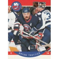 1990-91 Pro Set c. 192 Bryan Trottier