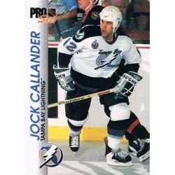 1992-93 Pro Set c. 175 Jock Callander TBL