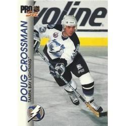 1992-93 Pro Set c. 180 Doug Crossman TBL