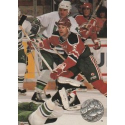 1991-92 Pro Set Platinum c. 070 John MacLean NJD