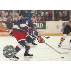 1991-92 Pro Set Platinum c. 137 Phil Housley WIN