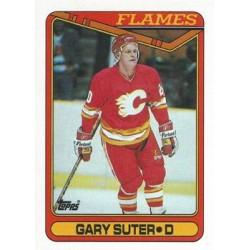 1990-91 Topps c. 205 Gary Suter CGY