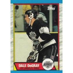 1989-90 Topps c. 018 Dale DeGray LAK