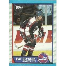1989-90 Topps c. 094 Pat Elynuik WIN