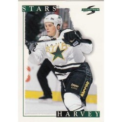 1995-96 Score c. 038 Todd Harvey DAL