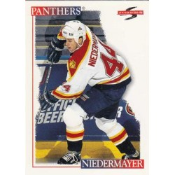 1995-96 Score c. 048 Rob Niedermayer FLO