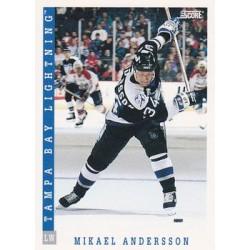 1993-94 Score c. 427 Mikael Andersson TBL