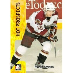 2005-06 In the Game Heroes and Prospects c. 363 Marek Svatos