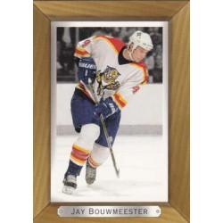 2003-04 Beehive c. 084 Jay Bouwmeester FLO