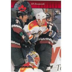 1997-98 Canadian Ice c. 014 Ed Jovanovski FLO