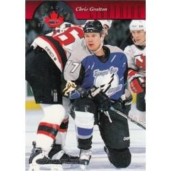 1997-98 Canadian Ice c. 039 Chris Gratton TBL