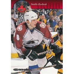 1997-98 Canadian Ice c. 119 Sandis Ozolinsh COL