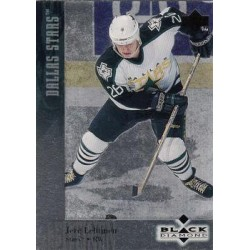 1996-97 Black Diamond c. 087 Jere Lehtinen DAL