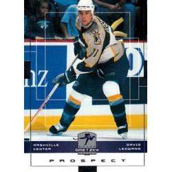 1999-00 Wayne Gretzky Hockey c. 090 David Legwand NAS