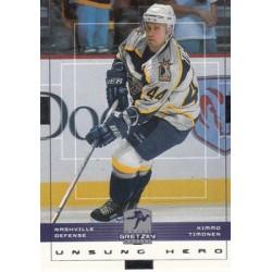 1999-00 Wayne Gretzky Hockey c. 093 Kimmo Timonen NAS