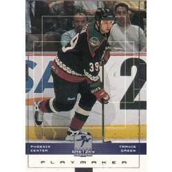 1999-00 Wayne Gretzky Hockey c. 135 Travis Green PHX