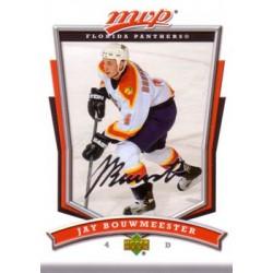2007-08 MVP c. 193 Jay Bouwmeester FLO
