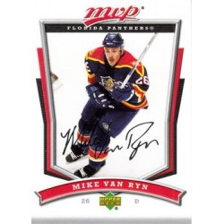 2007-08 MVP c. 196 Mike Van Ryn FLO