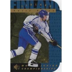 1994-95 SP Die Cut c. 161 Antti Aalto FIN