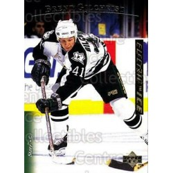 1995-96 Upper Deck Electric Ice Gold c. 326 Brent Gilchrist DAL