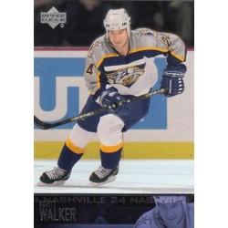 2003-04 Upper Deck c. 352 Scott Walker NAS