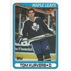 1990-91 Topps c. 011 Tom Kurvers TOR
