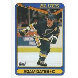 1990-91 Topps c. 149 Adam Oates STL