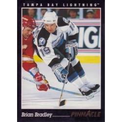 1993-94 Pinnacle c. 060 Brian Bradley TBL