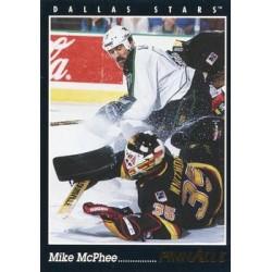 1993-94 Pinnacle c. 163 Mike McPhee DAL