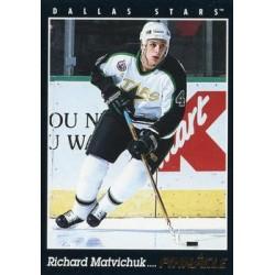 1993-94 Pinnacle c. 182 Richard Matvichuk DAL