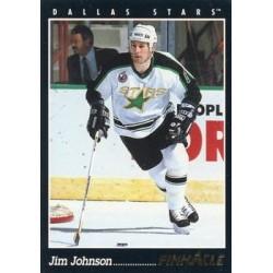1993-94 Pinnacle c. 192 Jim Johnson DAL