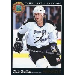 1993-94 Pinnacle c. 443 Chris Gratton TBL