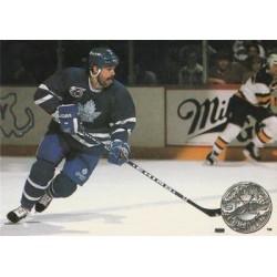 1991-92 Pro Set Platinum c. 233 Mike Bullard TOR