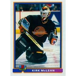 1991-92 Bowman c. 310 McLean Kirk VAN