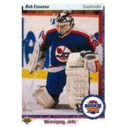 1990-91 Upper Deck (1990 text hologram) c. 337 Bob Essensa WIN