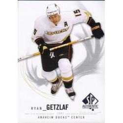 2009-10 SP Authentic c. 013 Ryan Getzlaf