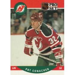 1990-91 Pro Set c. 477 Pat Conacher NJD